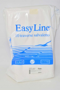 Traverse Bed Saver Easyline 10 Pcs 80x180 Cm New