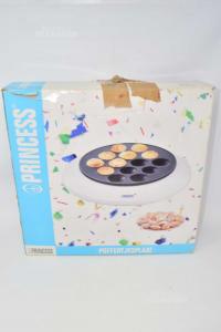Piastra Elettrica Per Mini Pan Cake Princess