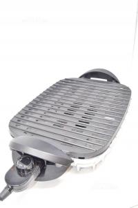 Grill Elettrico De Longhi Con Temperatura Regolabile