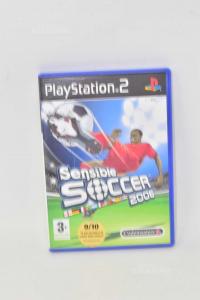 Videogioco Ps2 Sensible Soccer 2006