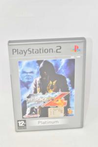Videogioco Ps2 Tekken 4 Platinum