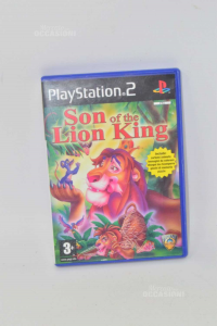 Videogioco Ps2 Son Of The Lion King