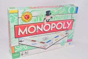 Gioco Monopoly 8+ Hasbro