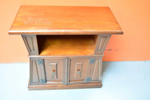 Cabinet Ingrsso Wood With 2 Ante