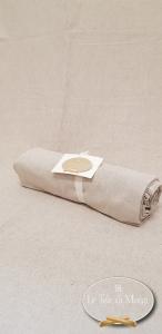 Telo Granfoulard copritutto Tinta unita beige 260 x 280