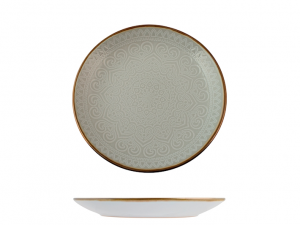 H&H piattino Arabesque stoneware cm20