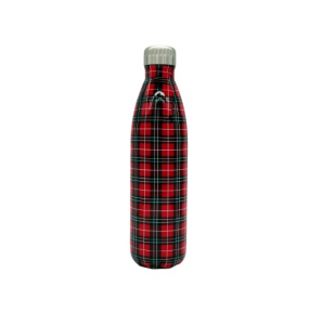 Bottiglia termica inox quadrettata 750ml
