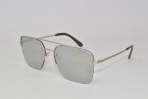 Occhiali Da Sole Prada Grigi Modello SPS54S Usati (lente Graffiata)