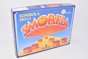 Tombola Della Smorfia Clementoni 48 Cartelle