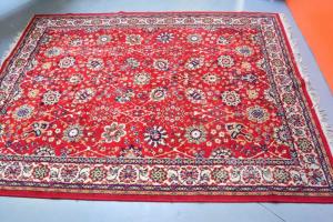 Carpet Red Fantasy 170x230 Cm
