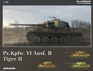 Pz. Kpfw. VI Ausf. B Tiger II