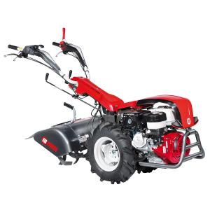 Motocoltivatore Nibbi Kam 13S Diesel professionale 9,2 Hp Avviamento Elettrico