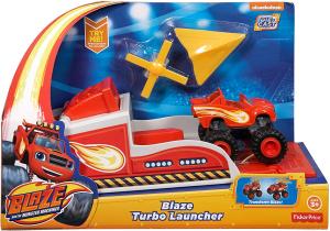 FISHER PRICE - BLAZE Turbo Lanciatore