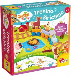 LISCIANI - Trenino Birichino