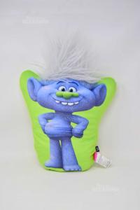 Plush Green Trolls 40 Cm