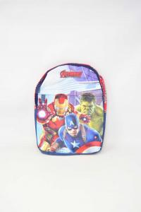 Zaino Bambino Avengers Marvel Nuovo