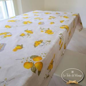 Tovaglia Limoni 140 x 360