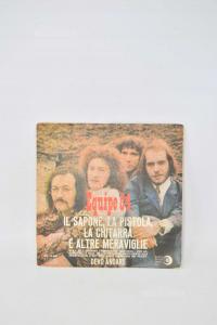 Vinyl 45 Turns Team 84 The Soap,the Gun,the Guitar