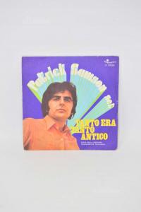 Vinyl 45 Turns Patrick Samson Set Soli You Dies