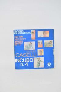 Vinyl 45 Turns Caterina Caselli Incubo N°.4