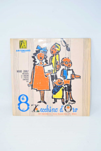 Vinyl 33 Turns 8° Pure Gold Registrazione Original