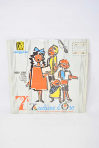 Vinyl 33 Turns 7° Pure Gold Registrazione Original