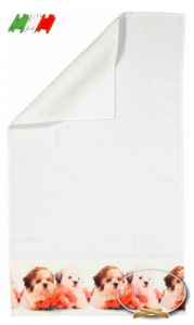 Asciugamani stampa digitale Yorkshire