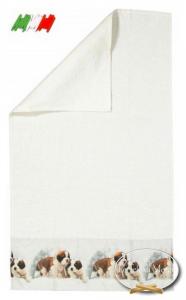 Asciugamani stampa San Bernardo