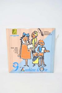 Vinyl 33 Turns 9° Pure Gold Registrazione Original