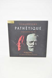 Vinyl 33 Turns Tchaikovsky Pathètique Symphony 6