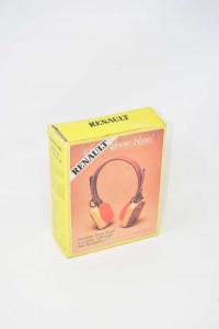 Cuffie Ranault Vintage Da Collezione Anni 50/60 Radio Con Scatola Originale