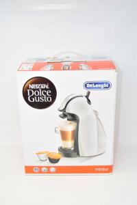 Macchina Per Caffè Delonghi Dolce Gusto Colore Bianco