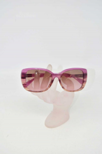 Occhiali Da Sole Ralph Lauren Modello RA5223 162814 Rosa Con Lente Chiara