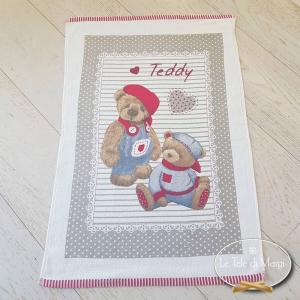 Canovacci cucina spugna Teddy