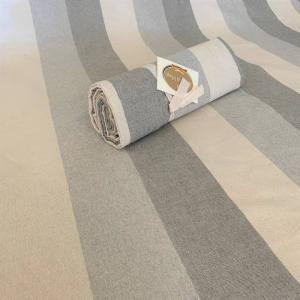 Telo Granfoulard copritutto Sfumato grigio 160 x 280