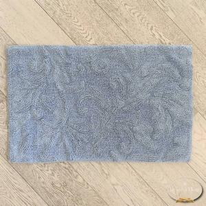 Tappeto rilievo azzurro