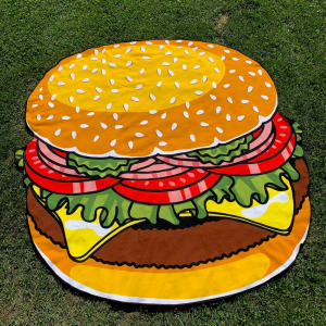 Telo mare Hamburger