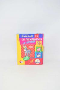 Board Game Kids The Animalottoli 1-4 Years