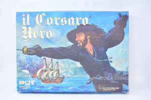 Table Game Vintage The Corsaro Black