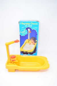 Game Vintage The Bagnetto Shower Of Tweety - Eurostil Made In Italy