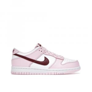 Nike Dunk Low Pink Foam Dark Beetroot (GS)