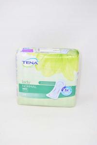 Sanitary Napkins Lady Normal Tena 24 Pieces New