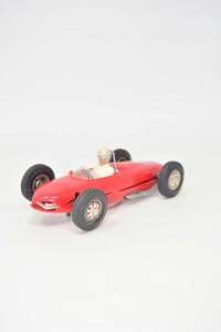 Model Auto Vintage Red