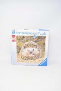 Puzzle Ravensbrger 500 Pieces Tenero Headgehog