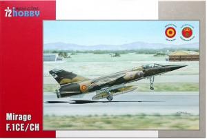 Mirage F.1 CE/CH