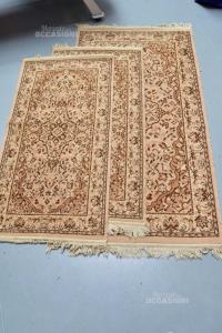 Tris Carpets Rug Beige 2 + 1pezzo