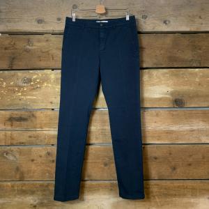 Pantalone Department 5 David Chinos Blu Scuro