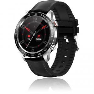 Orologio Smartwatch David Lian Londra silicone nero DL109