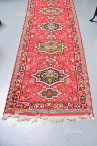 Carpet Lane Red 95x295 Cm