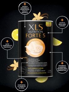 XLS NUTRITION 5Forte